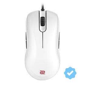 Mouse Gamer Benq Zowie Fk1 White Para Esports Fps 3200 Dpi