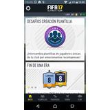 Monedas Fifa17 Ultimate Team