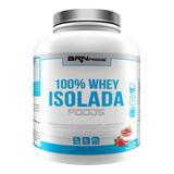 100% Whey Protein Isolada 2kg