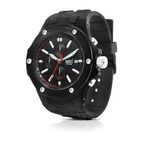 Relógio Masculino Dumont Preto 5 Atm Analógico Sy50043v