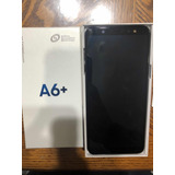 Samsung Galaxy A6+ Se Abrió Para Activar Nuevo!!! 32gb Mem