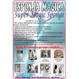 Esponja Magica (borrador De Manchas) 100 Piezas