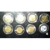 Colección Monedas Conmemorativas De La Jmj Panamá 2019