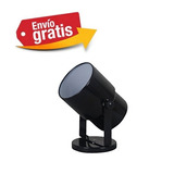 Lampara Decorativo Mainstays Negra 19.1cm Altura Portatill