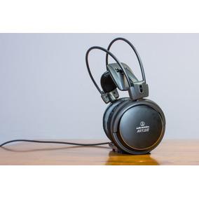 Fone Ath-a900x Audiophile Headphones Leia Descrição