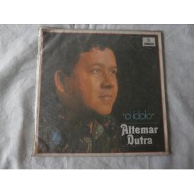 Lp Altemar Dutra 1969 O Ídolo, Disco De Vinil