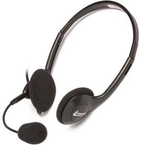 Fone Headphone Com Microfone Multimídia Leadership Promoção