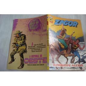 Gibi Record / Zagor 56 (1994) O Principe Alexis
