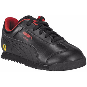 f936e847387daa Tenis Puma Ferrari Sf Roma K74266 Talla 22-25 Niño Sc  1690