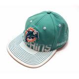 a630cc0168791 Gorra Reebok Miami Dolphins Nfl Cap Snapback Americana L xl