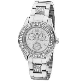 Relógio Ana Hickmann Feminino Ah30077q Prata - Loja Oficial