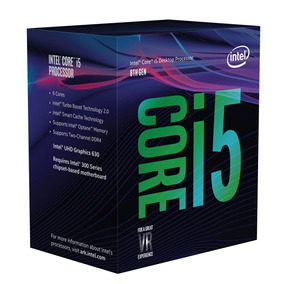 Procesador Intel Core I5 8400 8va Socket 1151 - Techstore