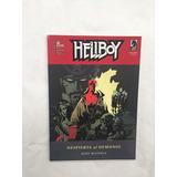 Cómic, Dark Horse, Hellboy Despierta Al Demonio