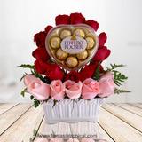 Delivery De Flores En Lima, Ramo De Rosas Y Chocolates