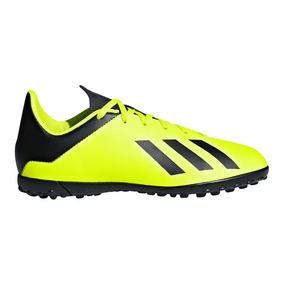 Zapatillas adidas X Tango 18.4 Fulbito Para Niños T 28-38 eba4b8492e415