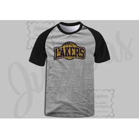 d6ea9675c Camiseta Branca Do Los Angeles Lakers N  48 Original Nba ...
