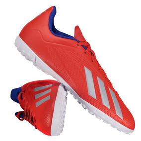 c54637e14d978 Chuteira Society Adida Vermelha Adidas - Chuteiras no Mercado Livre ...