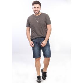 Bermuda Jeans Masculina - 250807