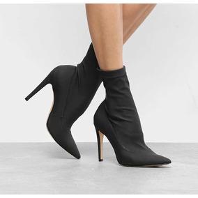 78717e28a7 Sapato Feminino Escampa Bico Fino Botas - Sapatos para Feminino no ...