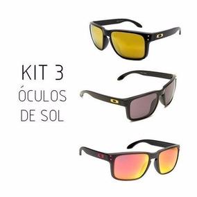 Lentes Polarizadas Oakley Holbrook ....promoção... De Sol - Óculos ... 4de36b079c