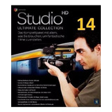 Studio Pinnacle Studio14 Ultimatehd Portugues