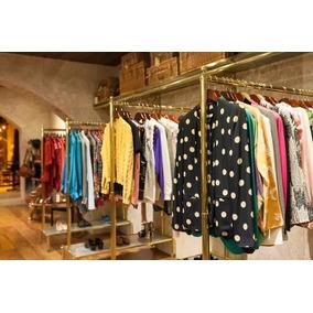22ee98b9831 Lote De 50 Peças De Roupas Nacionais Importadas Brecho Bazar