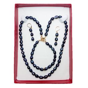 7072674728a1 Aretes De Perlas Negras - Joyas y Relojes en Mercado Libre México