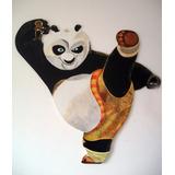 Figuras En Mdf De Kung Fu Panda