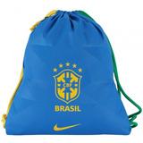 Mochila Saco Brasil Nike Stadium Gym Sack Cbf Original 4bdd04778eff3