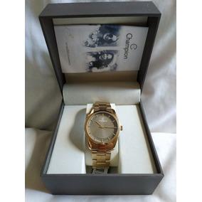 Relógio Feminino Champion Cn29525c Pronta Entrega