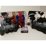 Mini Consola Retro+2 Tableros Arcade Alambricos+control Inal