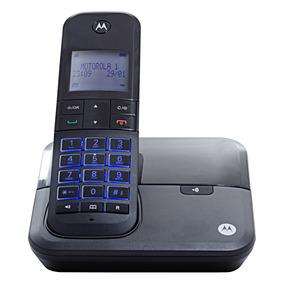 Telefone Motorola Moto6000 Sem Fio Digital Id. Chamadas Viva