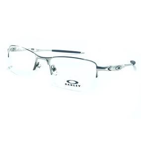 977233662152c Oculos Grau Maxiline Masculino - Óculos Prateado no Mercado Livre Brasil