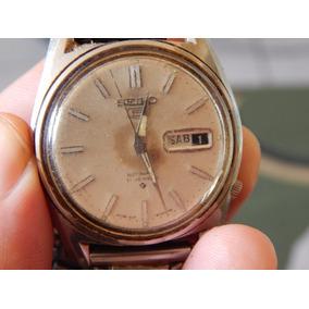 388fb04d8fe Relogio Seiko 5 Antigo 6119 - Relógios no Mercado Livre Brasil