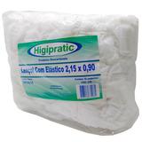 Lençol Tnt 94cmx2,15m Elást Higipratic Gr16 10un -05 Pacotes