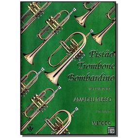 Metodo Para Pistao, Trombone E Bombardino - Na Cla