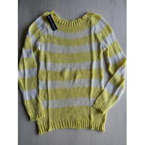 Sweaters De Hilo De Mujer Tejido Nueva Temporada! 9a991490df7f