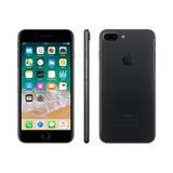 Iphone 7 Plus 32 Gb Negro Mate Sin Detalles