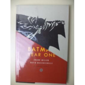 Importado Hq Dc Batman Year One + Year Two 2 Vol. Em Inglês