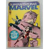 Superaventuras Marvel #27 Formatinho Editora Abril Raro 1984