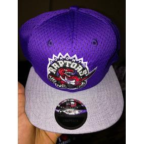68cedd42b2a3f Gorra Toronto Raptors Nba New Era Snapback Nueva Original