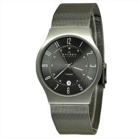 Relógio Skagen Titanium - Relógios no Mercado Livre Brasil baa4eba4a4