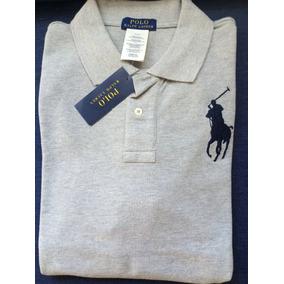 Playera Polo Big Pony Original 100% Regular Fit Hombre 6ff8db9e15900