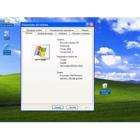 Remate: Computador (pc) Intel Pentium Ii. Operativo
