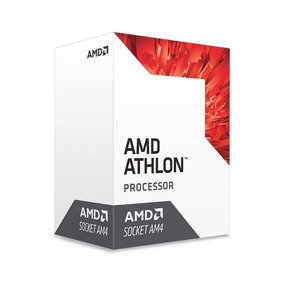 Processador Amd Athlon 240ge Box (am4 / 3.5ghz / 4mb Cache)