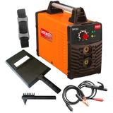 Maquina Solda Inversora Smi160 Intech Machine C/ Acessórios