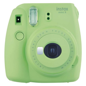 Câmera Instantânea Fujifilm Instax Mini 9 Verde Lima