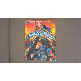 Hq Comics - Super-homem E Batman - Os Piores Do Mundo