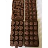 Moldes Para Chocolates De Silicona