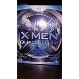X- Men Quadrilogy Blu Ray